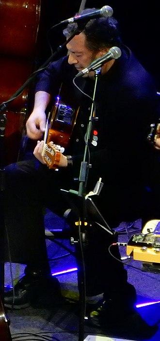 Jay Berliner - Jay Berliner performing with Van Morrison in Las Vegas on 1/26/2019