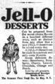 Jell-O desserts 1909 ad.png