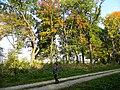 Jesień na skraju lasów chroberskich - panoramio.jpg