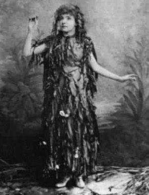 Iolanthe - Jessie Bond as Iolanthe