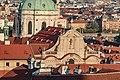 Jezuitský klášter s kostelem svatého Mikuláše a zvonicí Praha, Malá Strana 20170905 011.jpg