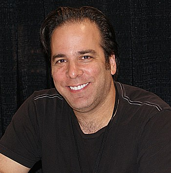 English: Jimmy Palmiotti attending the Calgary...