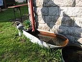 Beliebt Regenwasser – Wikipedia EZ07