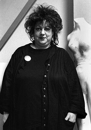 Mark Granier - Image: Jo Brand 1994