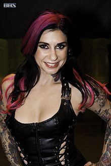 Joanna Angel at AVN Adult Entertainment Expo 2016 (25363634530).jpg