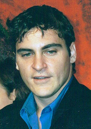 Joaquin Phoenix - Phoenix in Cannes for The Yards in May 2000.