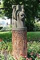 Johannes Messchaert sculptuur van links, Hoorn.JPG