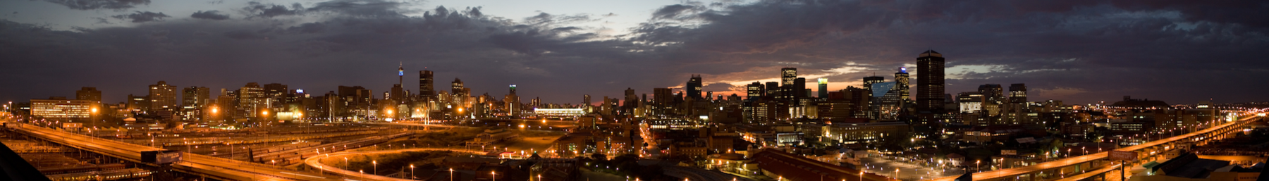 Johannesburg banner City lights.png