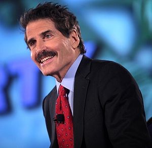 John Stossel - Stossel during a special taping of his Fox Business show in Washington, D.C., 2015
