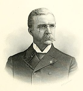 John W. Vrooman New York politician