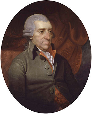 John Howard (prison reformer) - John Howard (1789) by Mather Brown