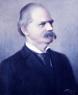 John Marshall Stone - Portrait of Stone