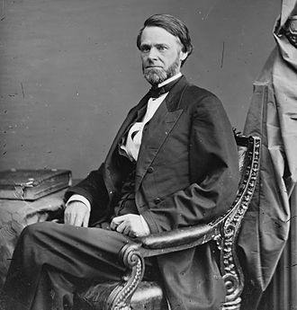 Coinage Act of 1873 - Senator John Sherman shepherded the bill through Congress.