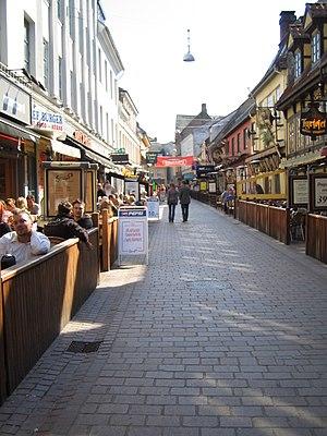 Jomfru Ane Gade - Jomfru Ane Gade, Aalborg