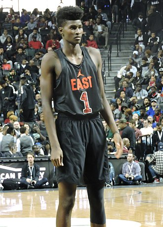 Jonathan Isaac - Isaac at the 2016 Jordan Brand Classic