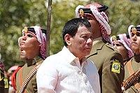 Jordan's King Abdullah II and Philippine President Rodrigo Duterte 09.jpg