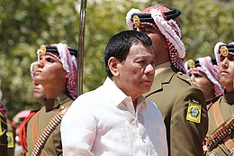 Jordan's King Abdullah II and Philippine President Rodrigo Duterte 09.jpg