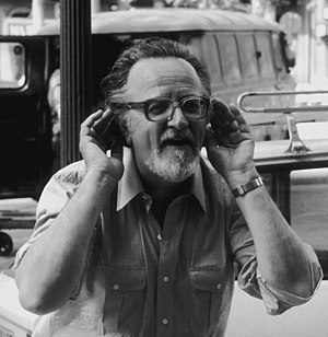 José Donoso - José Donoso (1981).