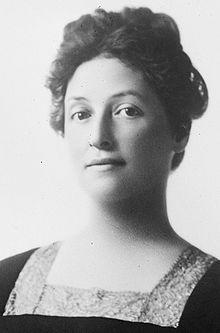 Poet Josephine Preston Peabody