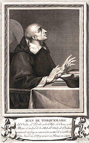 Juan de Torquemada (cardinal) - Juan de Torquemada.