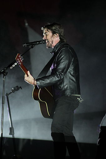 Two-time winner, Colombian artist Juanes Juanes02.JPG