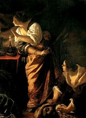Judith and Maidservant with Head of Holofernes