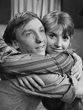 Jules Royaards en Kitty Courbois (1962)