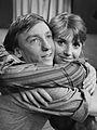 Jules Royaards en Kitty Courbois (1962).jpg