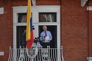 Julian Assange - Image sous licence CC : By-Sa
