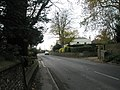 Junction of Church Lane and the B2146 - geograph.org.uk - 1045835.jpg