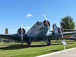 Junkers Ju 52 en el Museo del Aire, Madrid, España, 2016 01.jpg