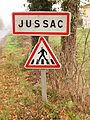 Jussac-FR-15-panneau d'agglomération-1.jpg