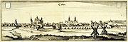 Köthen 1650 Foto © H.-P.Haack (bearbeitet)