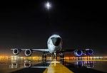 KC-135R Stratotanker rests on the flightline at Roland R. Wright Air National Guard Base.jpg