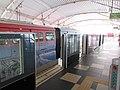 KLモノレール ブキッ・ビンタン駅プラットホーム.jpg