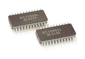 Motorola MC10800 - MC10800 family