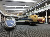 KYOTO RAILWAY MUSEUM Main building Main Space 20160508.jpg