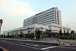 Kagawa Prefectural Central Hospital 20180718.JPG