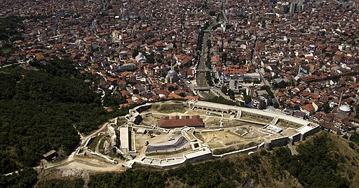 Kalaja e Prizrenit Arben Llapashtica