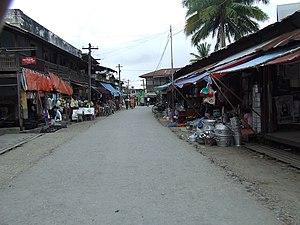 Kalay - Image: Kalaymyo
