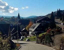 Kaltenbronner Straße in Gernsbach