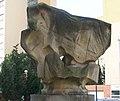 Kamenná plastika Býk v ulici U Bazénu v Písnici (Q94433508) 02.jpg