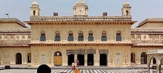 Purvanchal - Ayodhya Kanka Bhavan in Ayodhya.