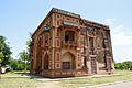 Kanch Mahal - North-western View - Akbar Mausoleum Complex - Sikandra - Agra 2014-05-14 3699.JPG