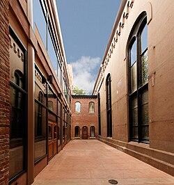 Kane Street Courtyard