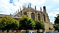 Kaplica w Eton - High Street. Eton Kaplica szkolna p.w. Najświętszej Marii Panny - panoramio.jpg