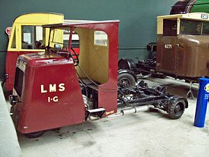 Karrier - Cob, National Rail Museum, York