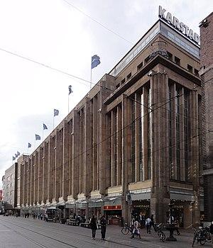 Karstadt (Bremen) - Karstadt in Obernstrasse