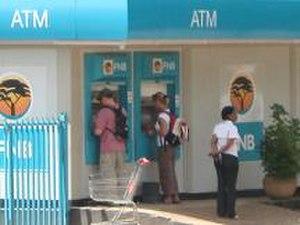 Kasane - ATM's in Kasane
