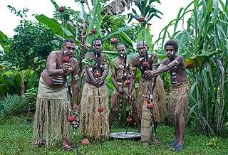 Kastom Traditional culture, including religion, economics, art and magic in Melanesia